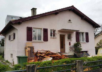 Entreprise Couverture et Charpente Vaud