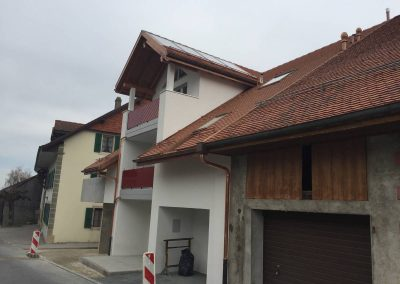 Entreprise Menuiserie Vaud