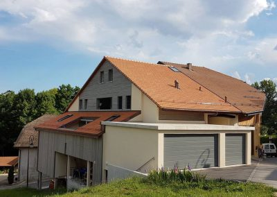 Societe Ferblanterie et Charpente Vaud